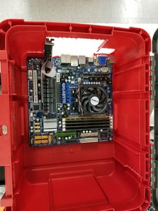 Motherboard Mounting