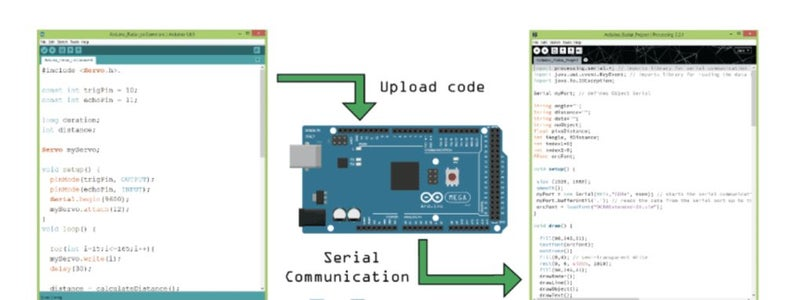 Arduino to Processing Connection