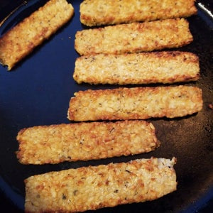 Fry Some Tempeh