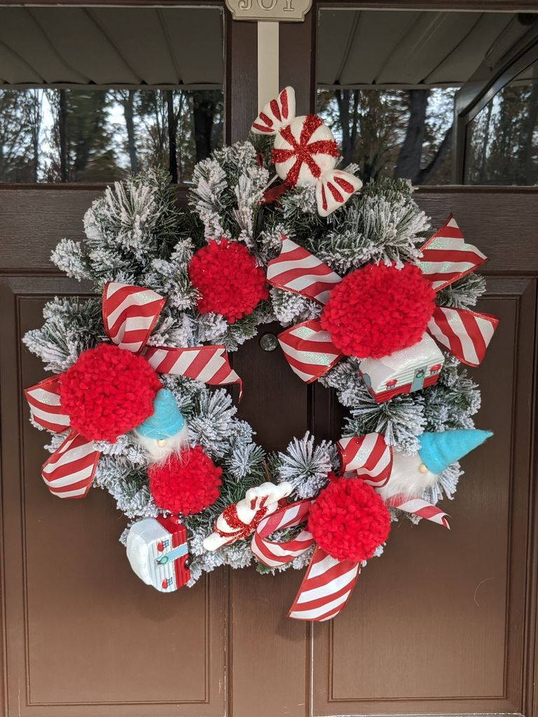 Picture of DIY Holiday Wreath