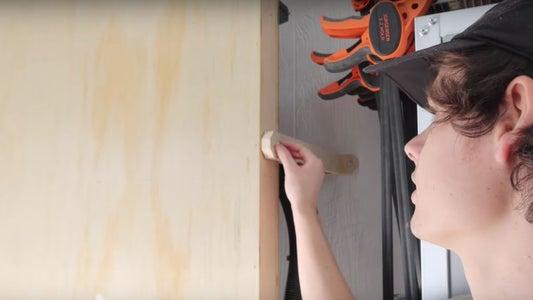 Screw X-Carve Down to Torsion Box