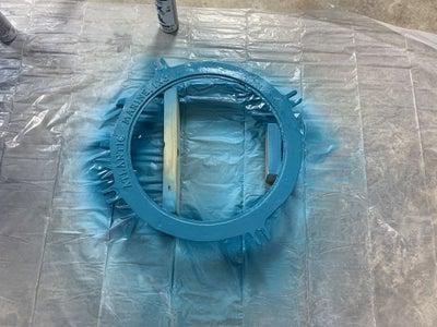 Paint Base and Porthole