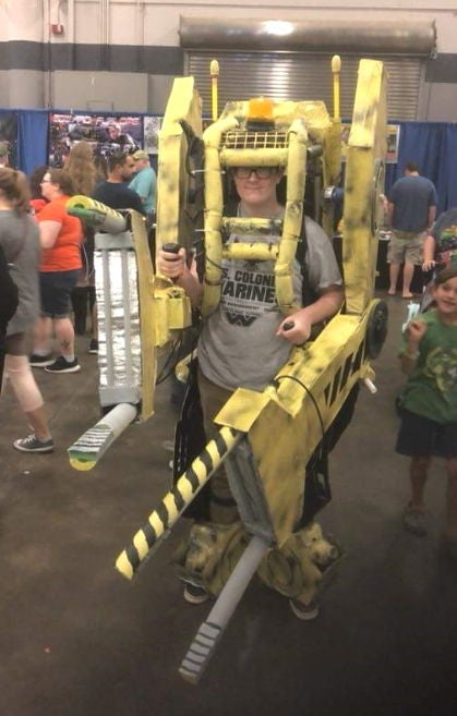 Picture of Non-Human Threatening Power Loader