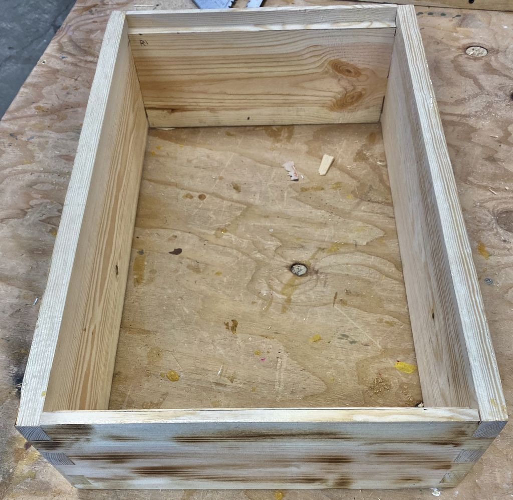 Picture of Step 5: Making the Super Box