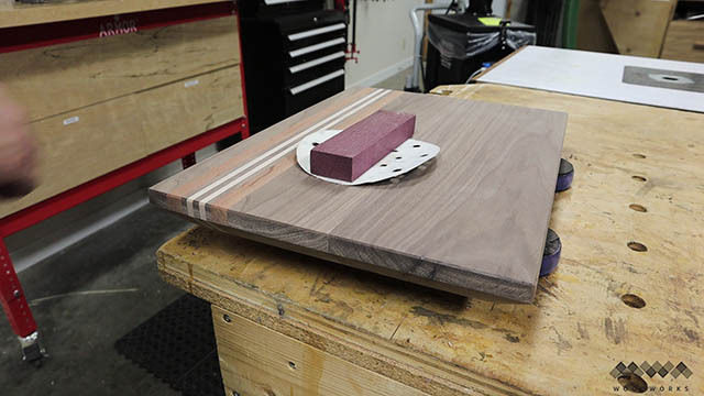 Picture of Using a Block Plane