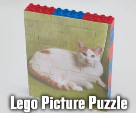 Building Block Picture Puzzle