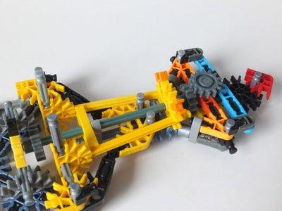 Building the Steering Mechanism