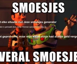 Smoesjes Generator