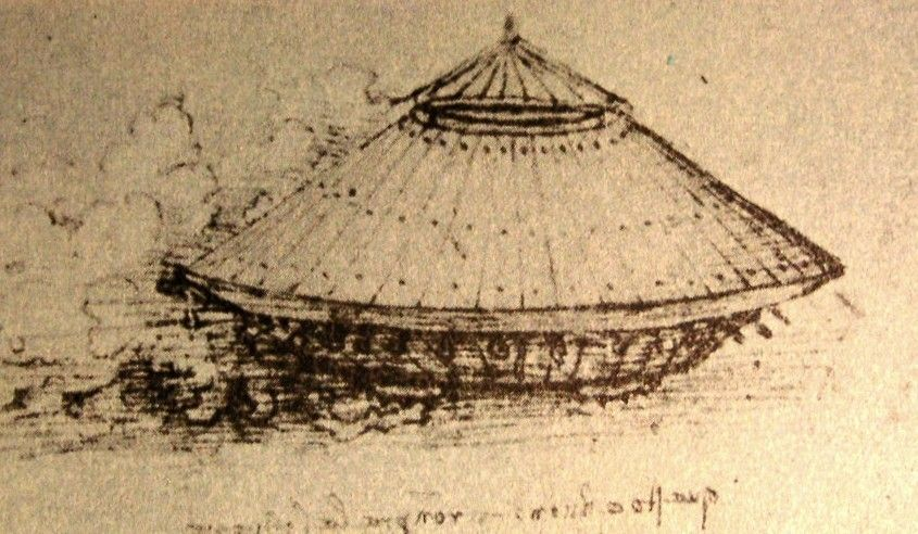 Picture of Shooting Cardboard Da Vinci Tank