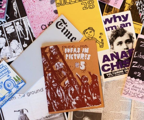 How to Make a Zine at Home