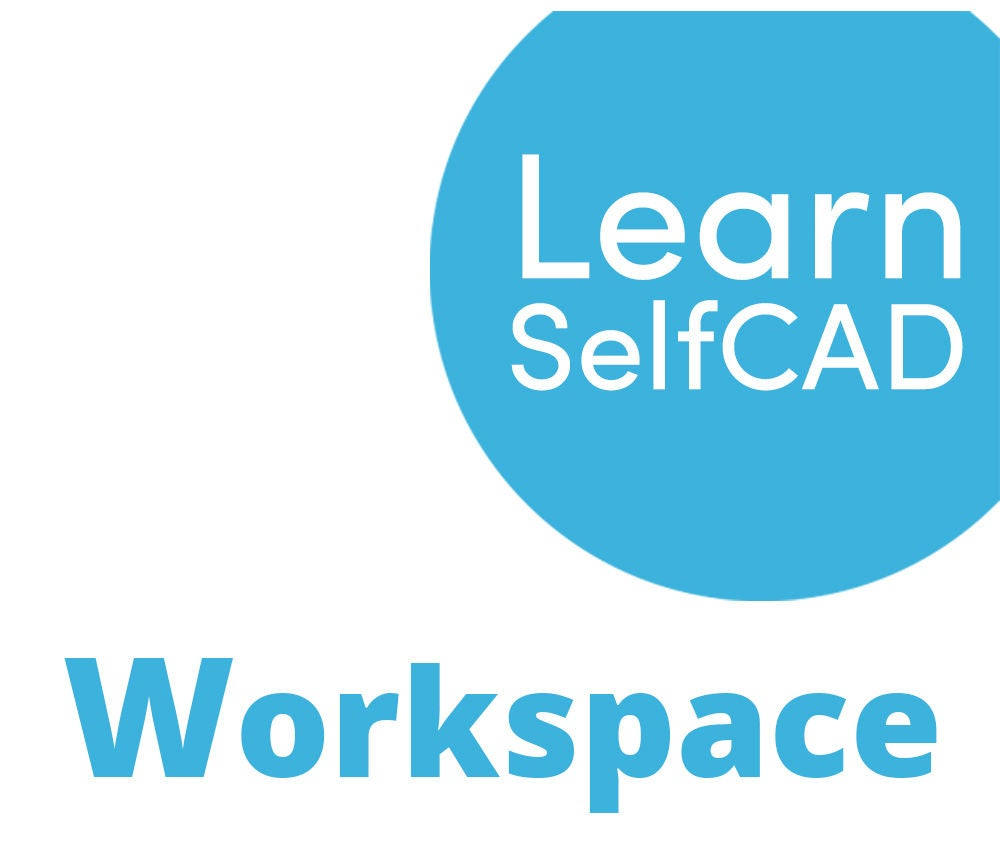 Picture of 1.5. Workspace Settings   Learn SelfCAD
