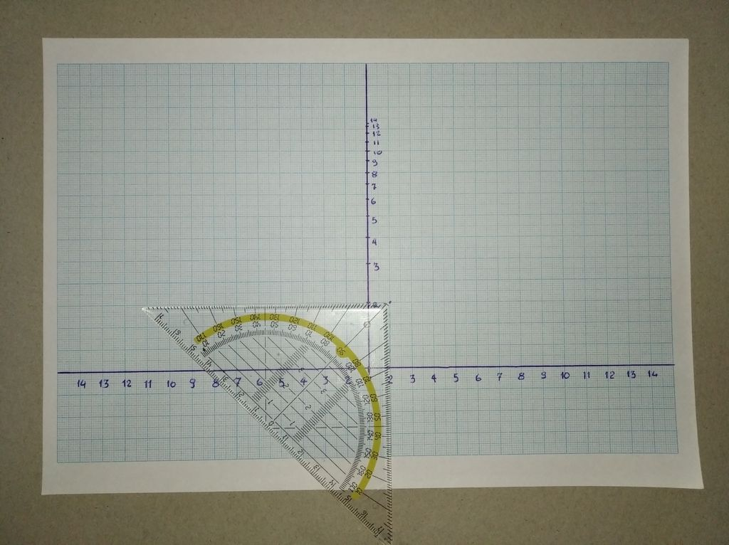 Picture of Marking the Graph