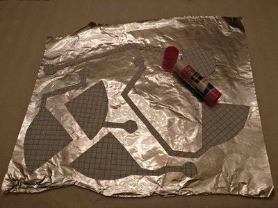 Prepare Foil