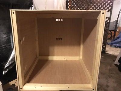 Cube Enclosure