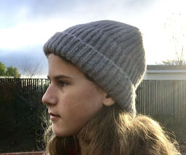 Heated Beanie Hat That Can Also Charge Your Phone