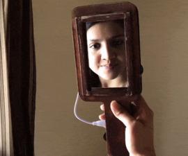 Handheld Smart Mirror (plug-and-play)