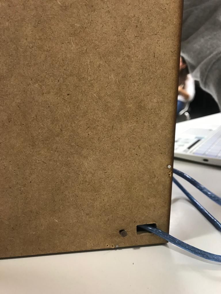 Picture of Mounting the Prototype and the Circuit