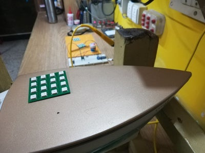Assembling the PCBs