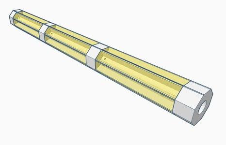 Addressable LED Tube
