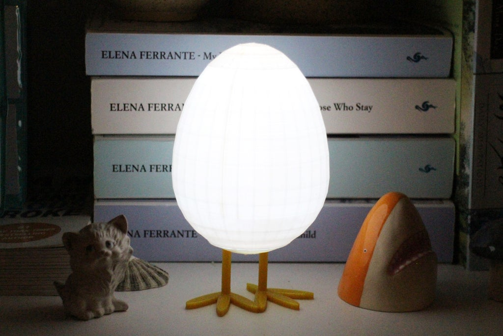 Led Egg Night Light 16 Steps With Pictures Instructables ✅ browse our daily deals for even more savings! led egg night light 16 steps with