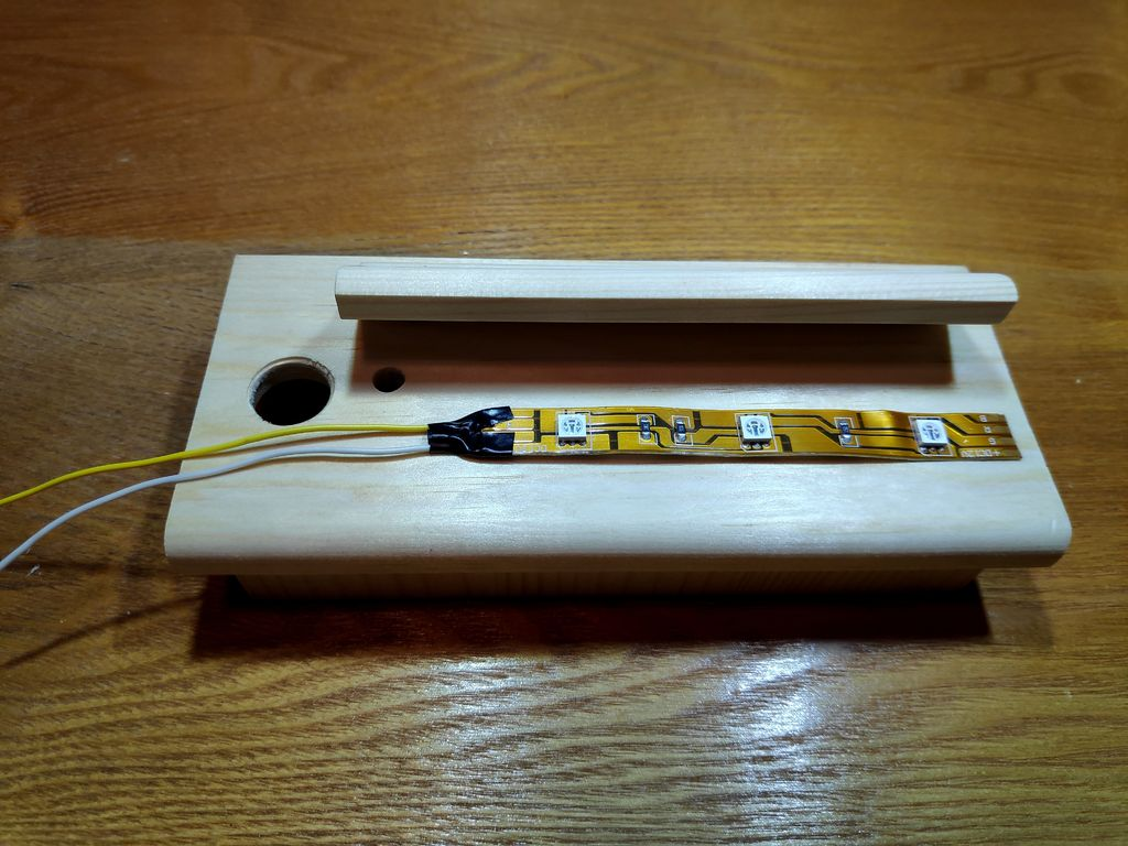 Picture of Placing Led-strip