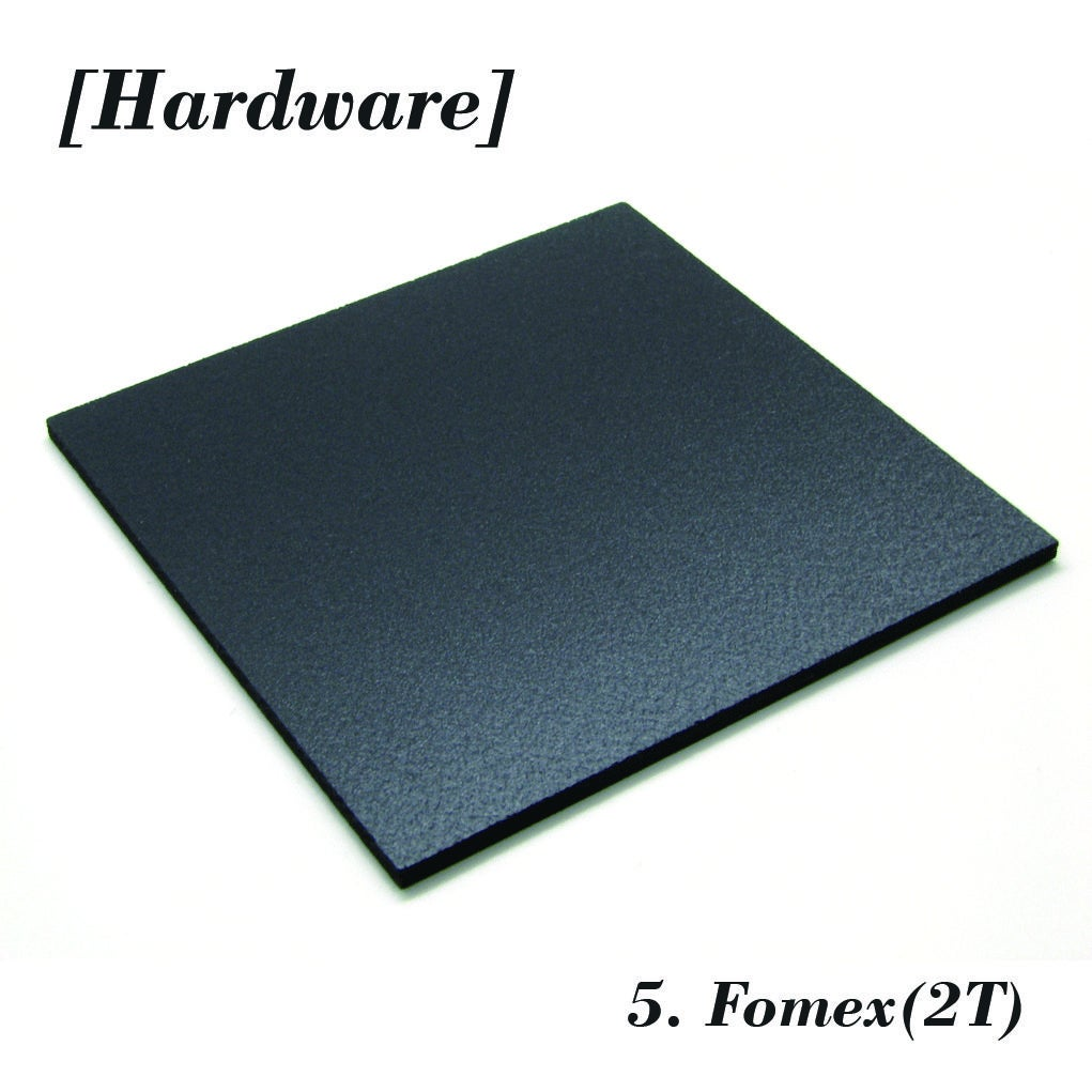 Picture of Prepare Materials (Hardware)