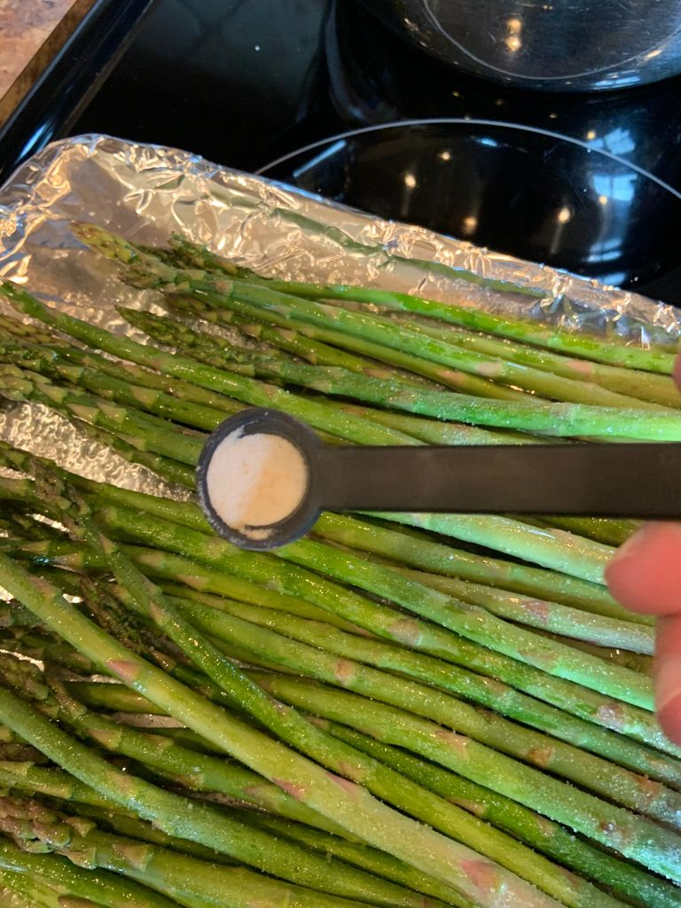 Picture of Prepare and Bake the Asparagus