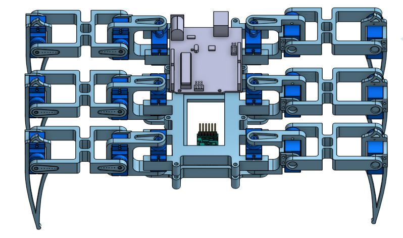 Picture of Hexa-pod