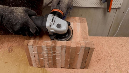 Clamp and Carve