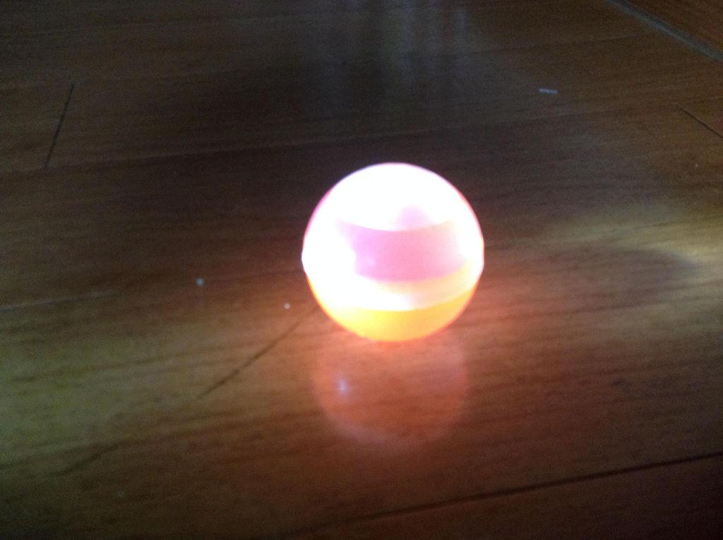 Picture of Pokemon Snow Globe LED