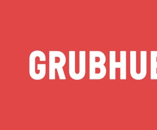 Instruction Set: How to Download and Order Food on Grubhub
