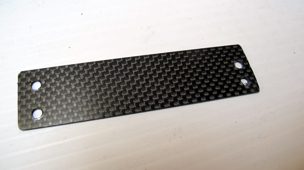 Picture of Prepare the Frame: Cut the Carbon Fiber