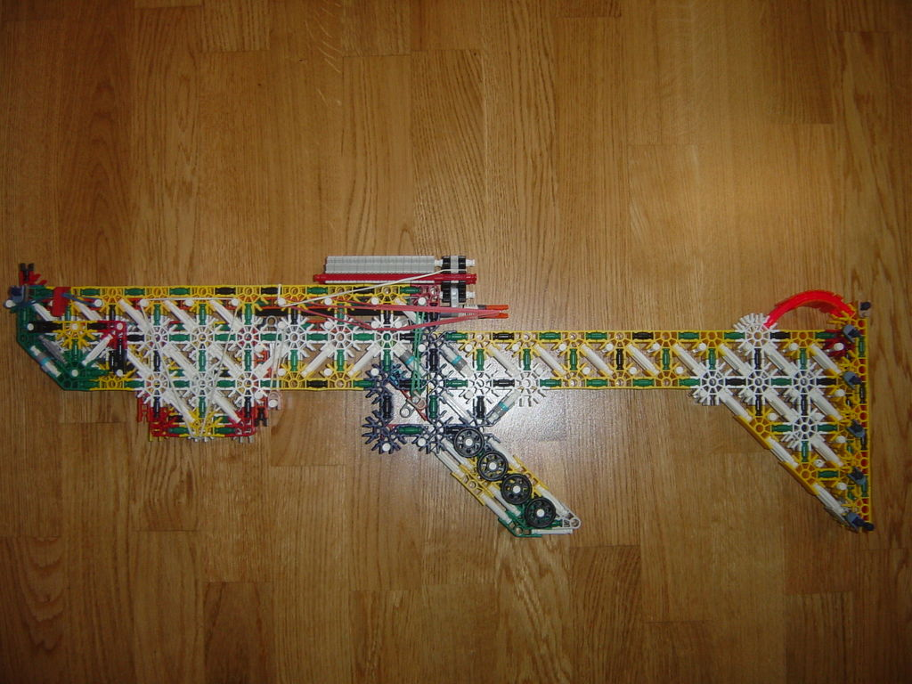 Picture of SCAST V1.4 (K'nex AST Rifle)