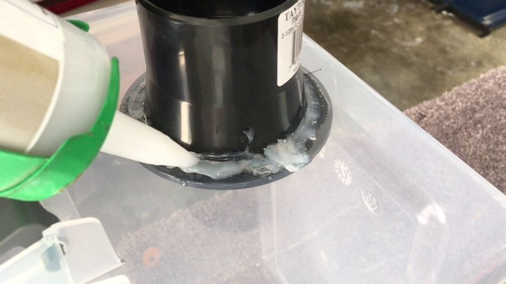 Picture of Sealing the Hole