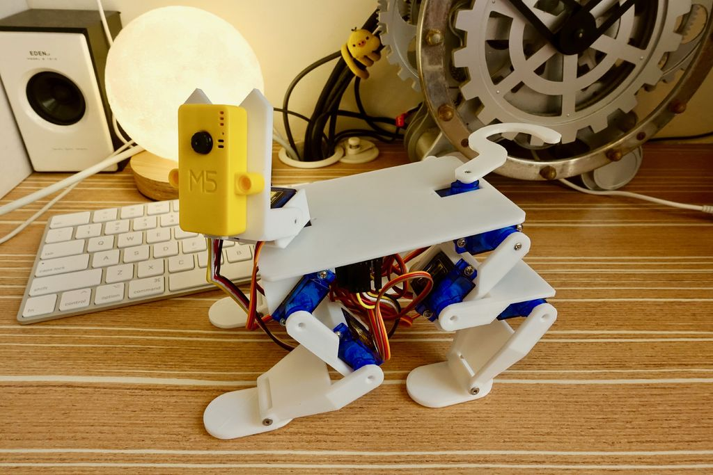 Picture of Happy Robotic!
