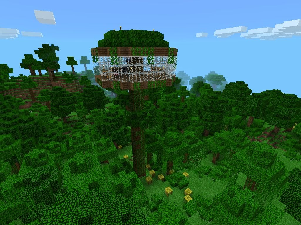 Picture of Jungle Tree House