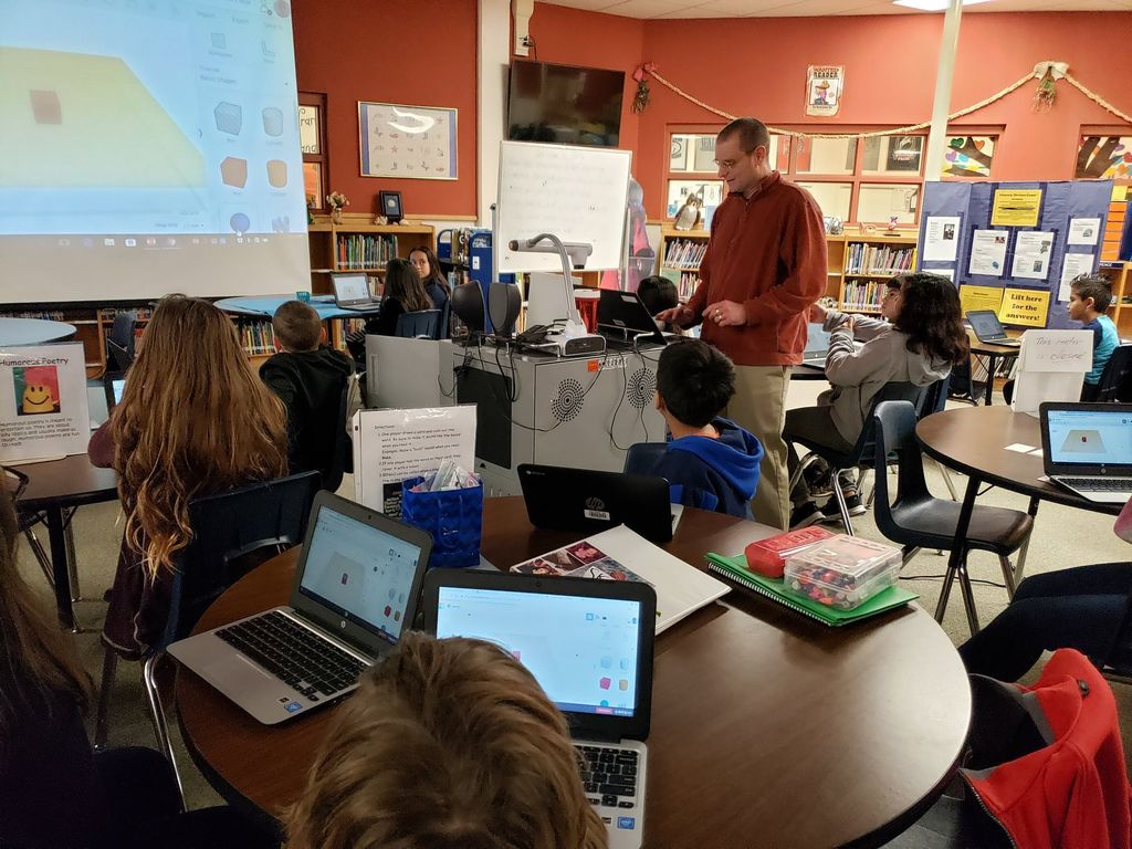 Picture of Tinkercad Training