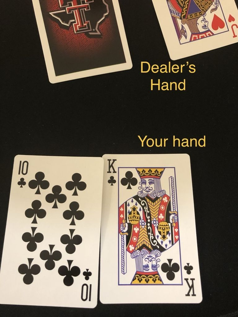Picture of Playing Your Hand
