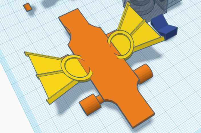Picture of Make Skateboard Wings