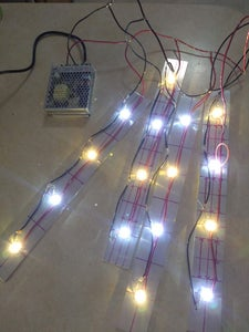 Wiring the Light Together