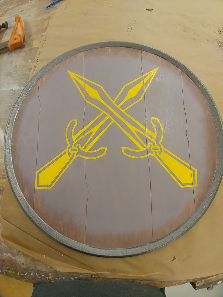 Picture of Skyrim Town Guard Shield