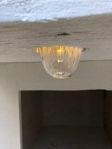 Add a Solar Powered Porch Light...