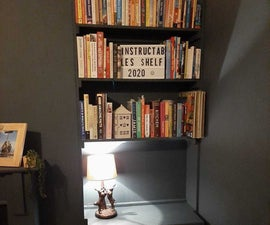 Alcove/Recess Shelving for the Time Poor, Minimally Skilled or (Like Me) Both