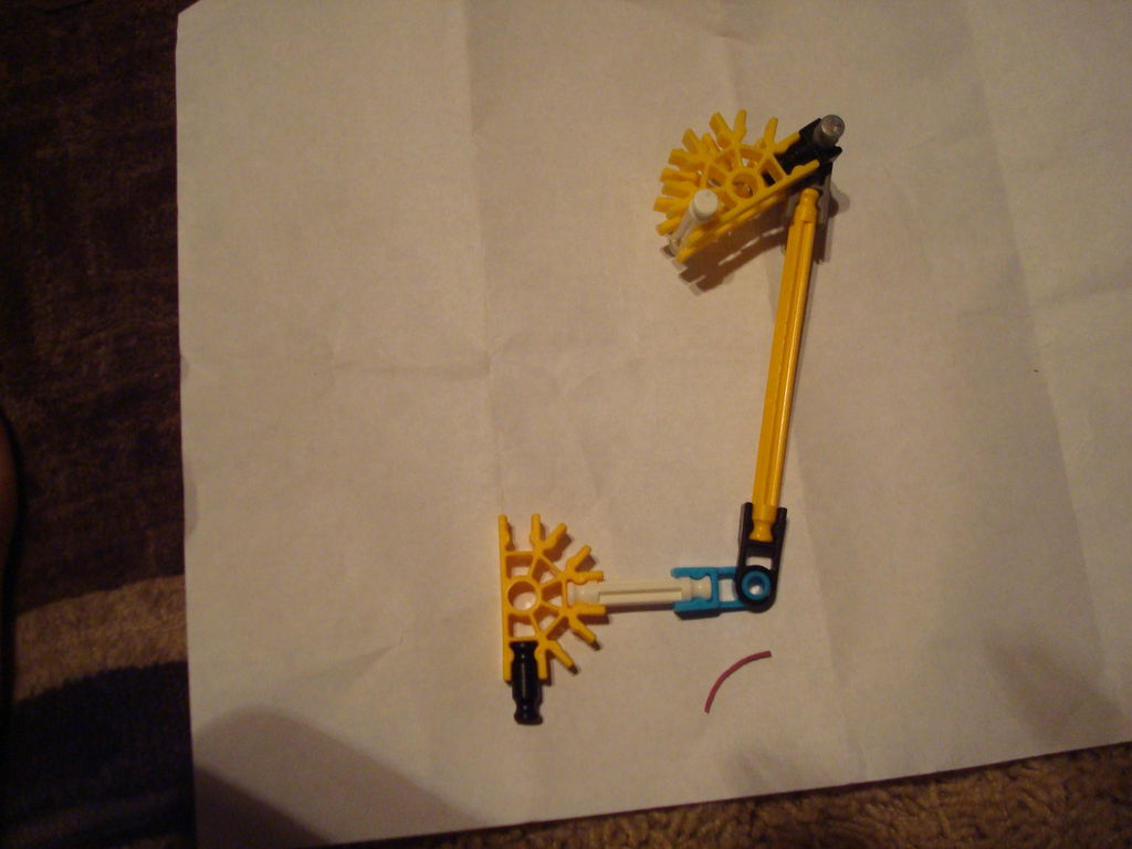 Picture of Knex Overkill Instructions