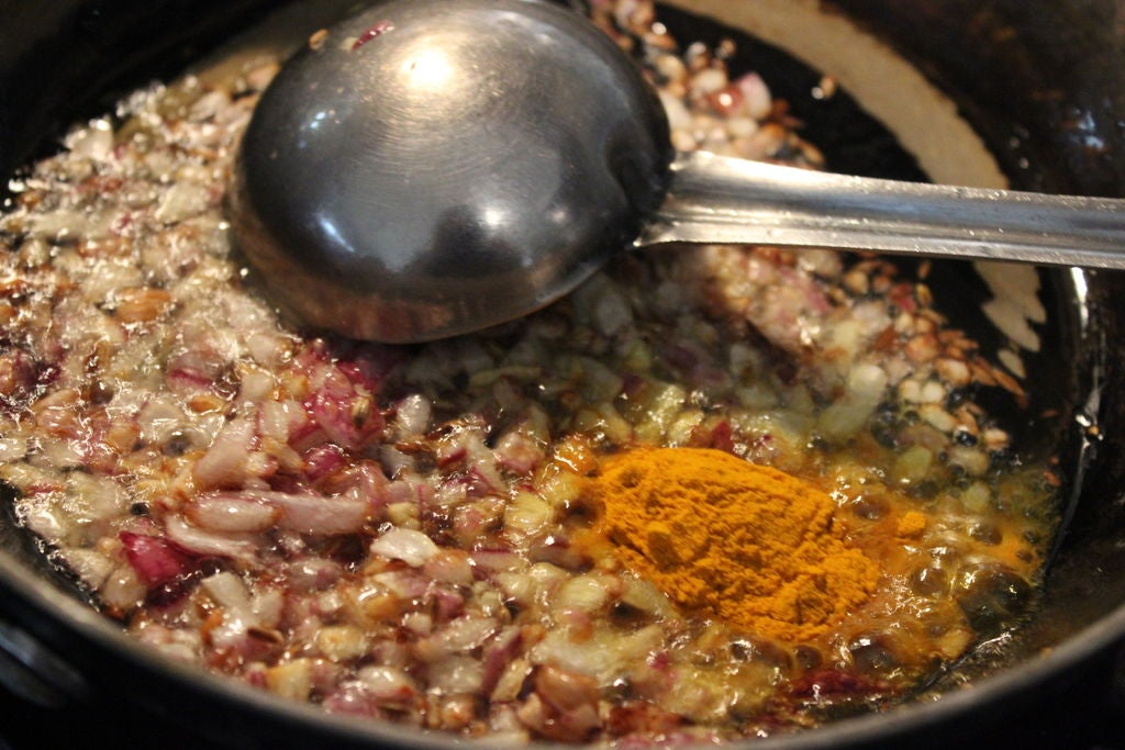 Picture of FOR BLACK EYED BEANS CURRY ;