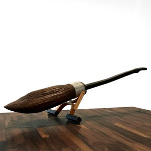 Power Carving a 50% Scaled Nimbus 2001