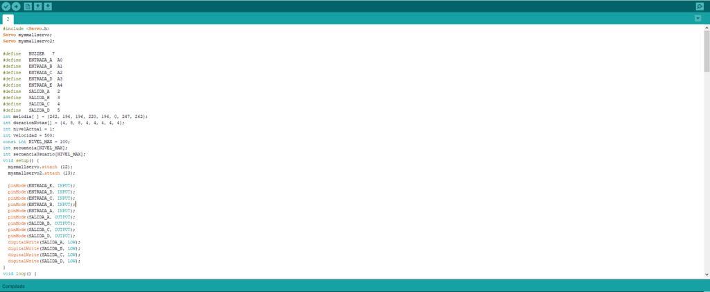 Picture of Arduino UNO Code
