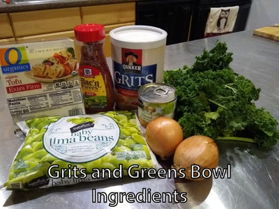 Example 1: Grits and Greens