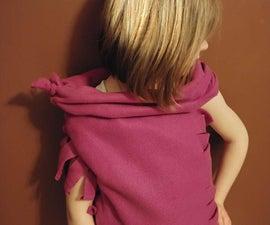 Kids No-Sew Tunic