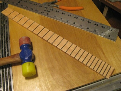 Fitting the Frets